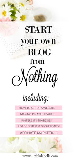 Start a Blog From Nothing!  Starting a blog is hard work! It's even harder trying to navigate through all the information out there ! What's real and who's just trying to get your money? Read my Review on Blogging Courses and see what I really think! Is i