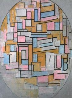 Piet Mondrian. Die Linie - MARTIN GROPIUS BAU Berlin bis 6.12.2015