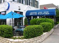 Bread Winners in Dallas, best brunch.