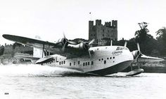 'Canopus'  (G-ADHL) at  Rochester.