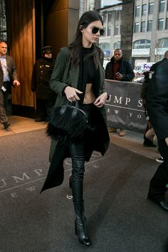 Kendall Jenner Pictures and Photos Kendall Jenner Outfits, Kendall And Kylie Jenner, Models Off Duty, Celebrity Look, Gigi Hadid, Olivia Palermo, Victoria Beckham, Style Inspiration, My Style