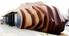 East Beach Cafe by thomas heatherwick, photo by Taylor Dundee, via Flickr