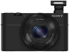 Sony RX100 Compact Digital Camera for $650, new at the 2013 CES