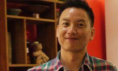 Celebrity chef, Jacky Yu