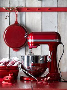 Tudo vermelho! | All red