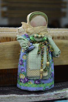 Купить Кукла-оберег Мамушка - семейный оберег. - разноцветный, оберег, оберег для дома, обереги в подарок