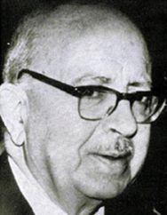 Dámaso Alonso y Fernández de las Redondas. (Madrid, 22 de octubre de 1898 - 25 de enero de 1990). Poeta español, profesor, lingüista y crítico literario.