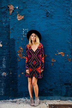 Billabong Designer Closet Fall - boho gypsy wanderlust style