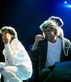 George Michael e Andrew Ridgeley, Wham! | George Michael ...