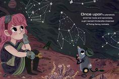 Deborah Underwood's Interstellar Cinderella
