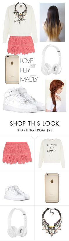 """""""Без названия #313"""" by m-gorodetskaya ❤ liked on Polyvore featuring Tart, NIKE, Beats by Dr. Dre, Nocturne and Ultimate"""