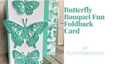 Foam Adhesive, To Youtube, Stampin Up, The Creator, Bouquet, Butterfly, Projects, Fun, Cards