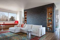 Отделка современной квартиры камнем (50 фото): солидно, стильно и уютно http://happymodern.ru/otdelka-kvartir-kamnem/ Image_01