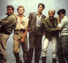 spandau ballet - they don't make bands like this anymore