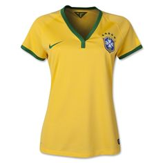 2014 FIFA World Cup Brazil Neymar JR 10 Women Home Soccer Jersey