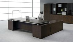 """New Morden Easy Office Tables In India – Boss's Cabin – Office Furniture India """"Boss's Cabin"""""""