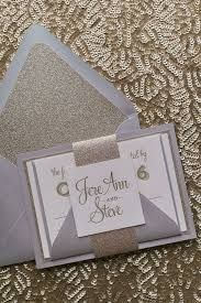 mixed metals wedding invitation - Google Search