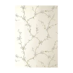 BUDS, Pearl, Collection Shangri-La from Thibaut wallpaper cherry blossom Vases, Enchanted Home, Chinoiserie Chic, Fabric Wallpaper, Wallpaper Patterns, Wallpaper Designs, Wallpaper Ideas, Flower Wallpaper, Shangri La