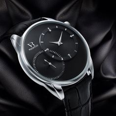 Dual Time Silver - Vodrich
