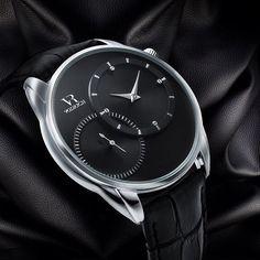 Dual Time Silver - Vodrich