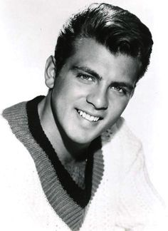 Fabian Forte born 1943.  Teen idol in 50's and 60's.  Singer. Actor.