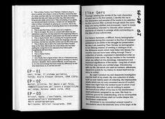 Manuel Zenner - Facsimile catalogue 2011