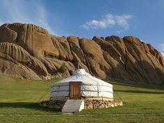 Terelj Natural Park, Mongolia. One of the most magical places I have ever been http://exploretraveler.com/