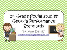 http://www.teacherspayteachers.com/Product/2nd-Grade-Social-Studies-Georgia-Performance-Standards-and-EQ-Posters-881968