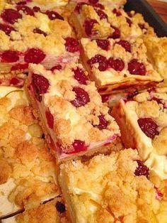Schneller Quark-Streuselkuchen mit Obst 20