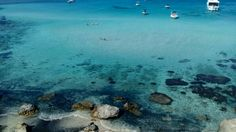 Blue lagune, Akamas, Cyprus