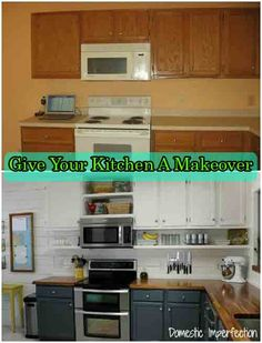 Updating A Kitchen On A Budget 15 Awesome Amp Cheap Ideas Budgeting Kitchens And House