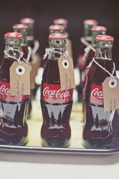 coca cola wedding escort card brides of adelaide magazine