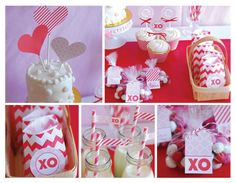 Adorable party printables from Pretty Smitten