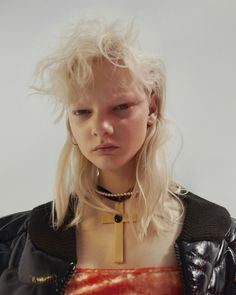 Unia Pakhomova by Carlos Montilla for WRPD 2020 editorial Hair Inspo, Hair Inspiration, Pelo Editorial, Pretty People, Beautiful People, Look 80s, Interesting Faces, Looks Cool, Mannequins