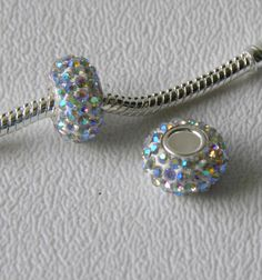 Pandora Bead Compatible European Charm Bead by BeadazzledBeads, $5.99