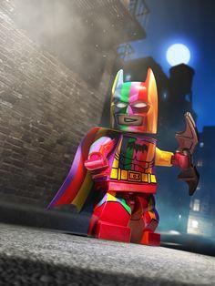 LEGO Rainbow Batman - Albert Co