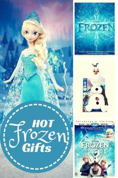 HOT Frozen Gifts! #Frozen #elsa #anna