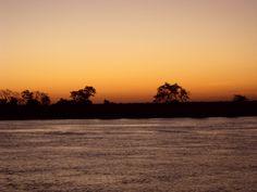 Comeco de Noite Pantanal MS Brasil foto:Kp
