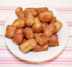 Homemade Tater Tots!
