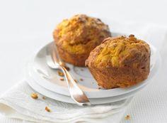 Vegan Whole Wheat Pumpkin Muffin Recipe