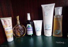 Lorena's Blog♥: Produse în teste... Review coming soon