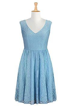 I <3 this Faith dress from eShakti