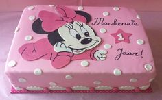 Baby Minnie Mouse - Sweet Babycakes - Barendrecht