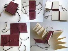 Oficina das Artes: livros de artista, livros concertina e livros objetos