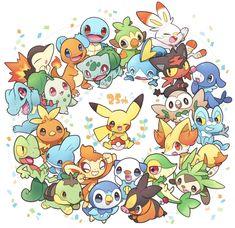 Pikachu, Pokemon Alola, Pokemon Stuff, Digimon Wallpaper, Cute Pokemon Wallpaper, Pokemon Starters, Pokemon Pocket, Pokemon Images, Pixel Art