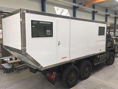 BoxMaunfactur - The Beast !!! #expeditionsmobil #expeditionvehicle #leerkabine #customrv