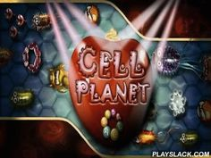 Cell Planet HD Edition  Android Game - playslack.com , a perfect game in structure defense style in which you compete a duty of condition defending  a person body from contradictory microorganisms and illnesses. ruin risks by means of a weapon and contradictory other toiletries of an organism for instance having made  a leukocyte platform to prevent change of abusive ph. The game will be beautiful to all devices of structure defense!