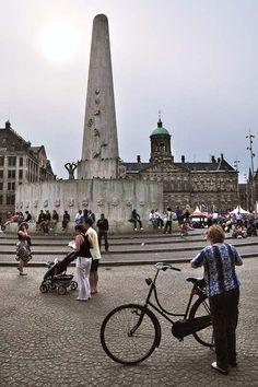 De Dam ,, Amsterdam