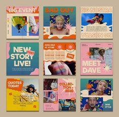 Book Design Layout, Graphic Design Posters, Graphic Design Inspiration, Graphic Design Brochure, Company Profile Design, Kids Diary, Instagram Templates, Branding, Instagram Design