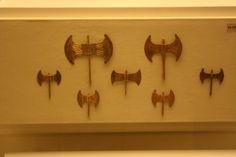 Minoan Double Axes
